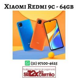 Smartphone Xiaomi Redmi 9c 64gb / Original / Lacrado / Global / Pronta Entrega