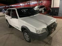 Fiat/ Uno Mille Way 1.0, Super Conservado !