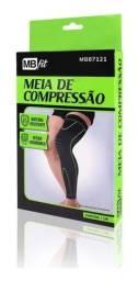 Meia Compressão Térmica Longa - Canelito Circulação Premium