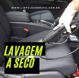 HIGIENIZAÇÃO INTERNA EM BANCOS DE CARROS