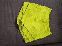 Short, Blazer e Pantalona