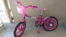 Título do anúncio: Vendo Bicicleta da Barbie - Caloi