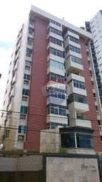 Apto com 3 dormitórios à venda por R$ 450.000,00 - Beira mar - Olinda/PE