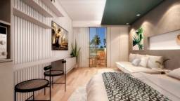 Ozm- Apartamento na praia de Muro Alto, 59m