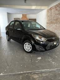 Fiesta Sedan Flex 1.0 2014 ipva 2021Pago