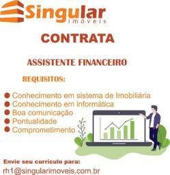 Título do anúncio: Singular Imóveis contrata