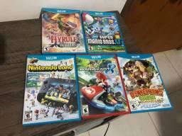 Título do anúncio: Jogos Original Nintendo Wii U