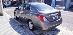 Título do anúncio: Nissan Versa 1.0 / 2017 unico dono