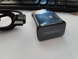 Carregador Samsung Turbo Fast 100% Original, A30 A80 S9 S10