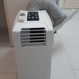 Ar condicionado portátil,Leve onde quiser.