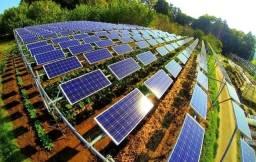 Título do anúncio: JCO - Construção usina fotovoltaica - Rural