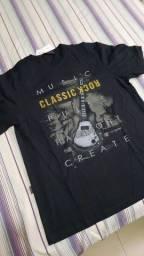 Camisa Classic Rock
