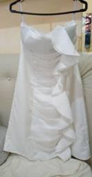 Vestidos brancos 80 cada