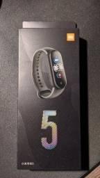 Vendo MiBand 5. Original e lacrada
