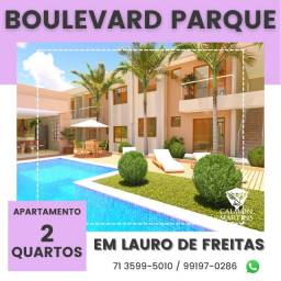 Título do anúncio: Boulevard Parque Residencial - Apartamento com 2 quartos + suíte