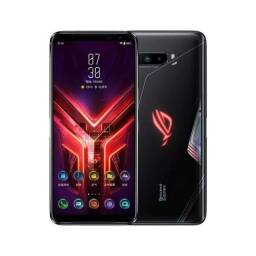 Smartphone Gamer Asus Rog Phone 3 completo + garantia 128gb 12gb RAM novissimo