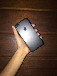 Iphone 7plus 32gb Preto fosco
