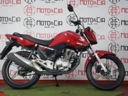 Honda Fan 160 2018 2018 Vermelha