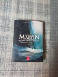 Título do anúncio: Coleção Livros As Crônicas de Gelo e Fogo