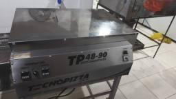 Forno de Esteira para Pizza Tecnopizza TP 48-90