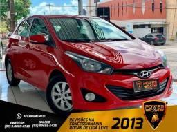 Hyundai hb20 hatch 2013 único dono completão