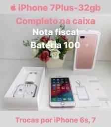 iPhone 7 plus-32GB rose-LINDO