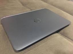 Ultrabook HP i5 ProBook 5a Geração Novíssima c/ 8Gb de Ram e Hd de 1Tb