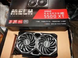 RX 5500XT 4gb MSI