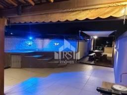 Cobertura com 3 dormitórios à venda, 130 m² por R$ 600.000,00 - Manguerinha - Rio Bonito/R
