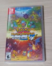 Pokémon Mystery Dungeon Nintendo Switch Lacrado