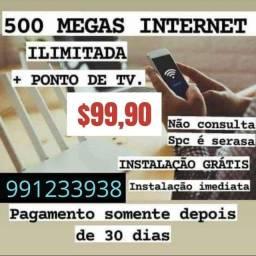 Título do anúncio: Wifi wi-fi wifi instalação gratuita
