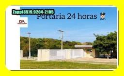 Loteamento Condomínio Fechado em Caponga !!!