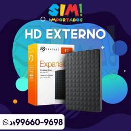 HD Externo 2 TB Seagate