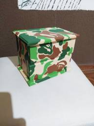 Mini comoda de Mesa BAPE