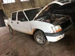 Peças S10 2.8TDi  -  Motor Cambio e Lataria