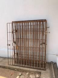 7 Portões de ferro