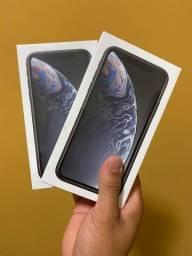 Título do anúncio: [240921] Iphone XR Preto Lacrado/Novo