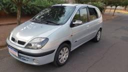 Título do anúncio: Renault Scenic 1.6 2003 Gasolina Revisada Funciona tudo