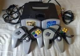 Título do anúncio: Nintendo 64