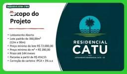 %% Loteamento Residencial Catu - Invista e ligue %%