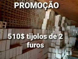 Título do anúncio: TIJOLOS TIJOLOS TIJOLOS