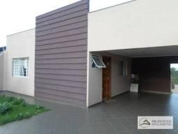 Título do anúncio: Casa com 3 dormitórios à venda, 160 m² por R$ 390.000,00 - Lagoa Dourada - Londrina/PR