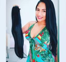 Cabelos humanos mega hair