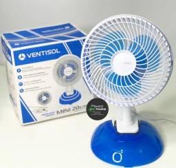 Título do anúncio: Mini ventilador 20cm