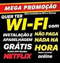 internet fibra top Wifi