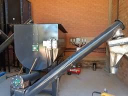 Misturador Horizontal  Aço Carbono