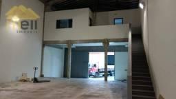Título do anúncio: Barracão para alugar, 400 m² por R$ 3.000,00/mês - Vila Formosa - Presidente Prudente/SP