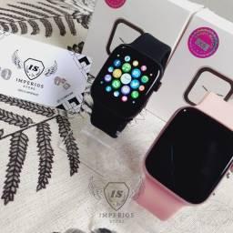 Título do anúncio: Smartwatch X8 Relógio inteligente masculino e feminino PROMOÇÃO