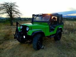 Título do anúncio: Jeep Willys Ford V6
