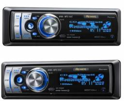 Rádio Pioneer DEH-P680MP Golfinhos